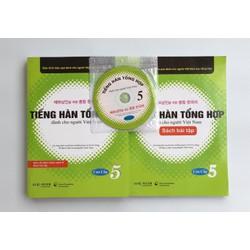 Giáo Trình và Bài tập Tiếng Hàn Tổng hợp dành cho người Việt Nam 5