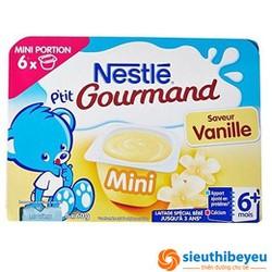 Váng sữa Nestle vani