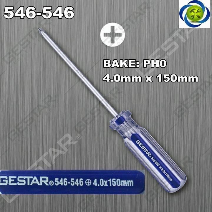 Vít bake Gestar 546-546 PH0 x 150mm 1