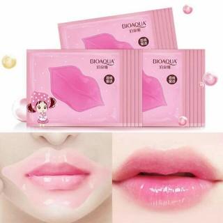 Sét 10 miếng mặt nạ dưỡng môi Colagen - 1597894 thumbnail