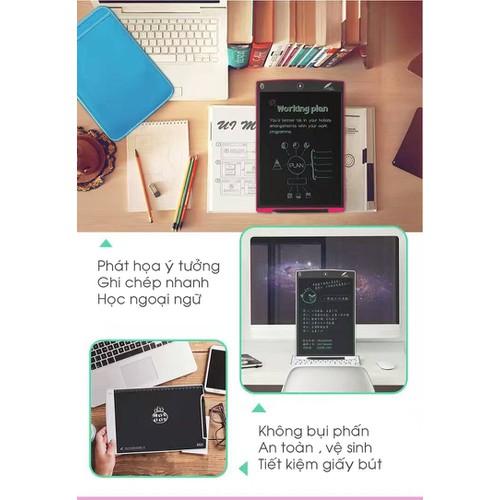 COMBO 2 Bảng viết vẽ thông minh tự xóa màn LCD 8.5 inch cho bé - 7866437 , 10650290 , 15_10650290 , 200000 , COMBO-2-Bang-viet-ve-thong-minh-tu-xoa-man-LCD-8.5-inch-cho-be-15_10650290 , sendo.vn , COMBO 2 Bảng viết vẽ thông minh tự xóa màn LCD 8.5 inch cho bé