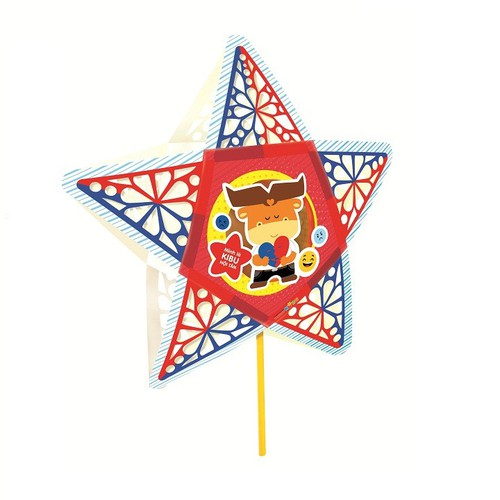 Lồng đèn ông sao Kibu - thông minh nội tâm - 10671369 , 10648985 , 15_10648985 , 130000 , Long-den-ong-sao-Kibu-thong-minh-noi-tam-15_10648985 , sendo.vn , Lồng đèn ông sao Kibu - thông minh nội tâm