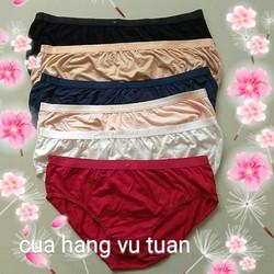 Quần lót nữ cotton Việt Nam big big size