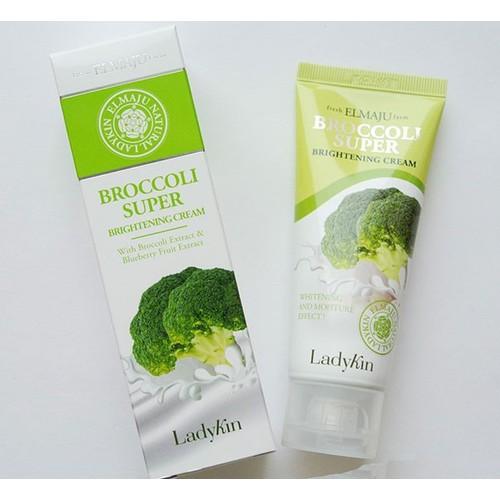 Kem trắng da bông cải xanh Lady Skin Broccoli Super Brightening - 10845517 , 11408388 , 15_11408388 , 160000 , Kem-trang-da-bong-cai-xanh-Lady-Skin-Broccoli-Super-Brightening-15_11408388 , sendo.vn , Kem trắng da bông cải xanh Lady Skin Broccoli Super Brightening