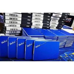 Ổ Cứng SSD Netac 120GB sata 3 Bảo Hành 3 năm Tặng cáp sata3 - Netac120