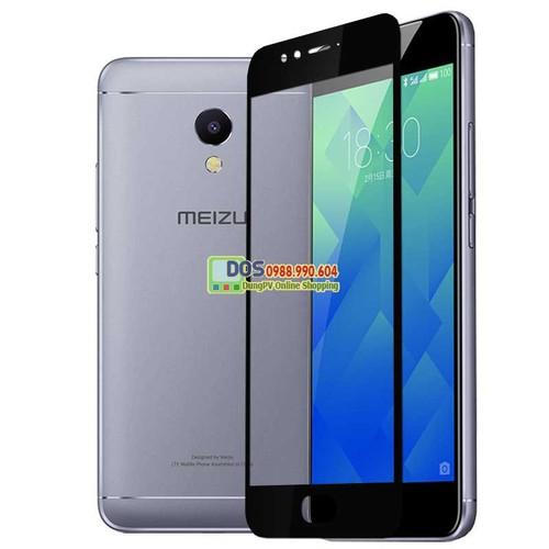 Miếng dán kính cường lực Meizu M5s Full màn hình