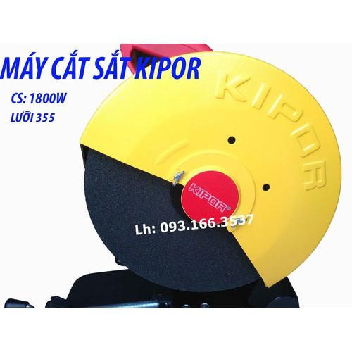 Máy cắt sắt lưỡi 355 kipor - 7813603 , 10645384 , 15_10645384 , 2250000 , May-cat-sat-luoi-355-kipor-15_10645384 , sendo.vn , Máy cắt sắt lưỡi 355 kipor