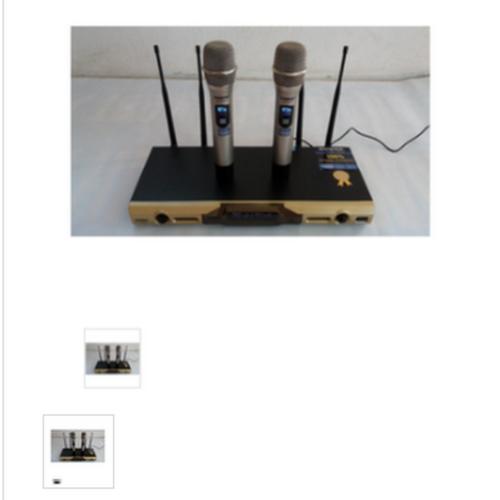 Mic không dây Shur KTV 9090U