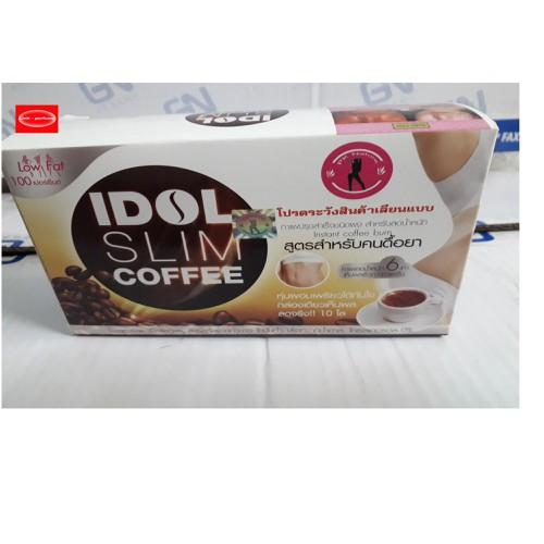 Cà Phê Giảm Cân Idol Slim Coffee Thái Lan 10 gói x 15g - 4368652 , 10645525 , 15_10645525 , 115000 , Ca-Phe-Giam-Can-Idol-Slim-Coffee-Thai-Lan-10-goi-x-15g-15_10645525 , sendo.vn , Cà Phê Giảm Cân Idol Slim Coffee Thái Lan 10 gói x 15g