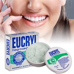 Bột Tẩy Trắng Răng Eucryl - Xách Tay Anh