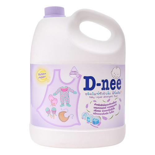 Nước giặt Dnee màu Tím 3 Lít - 11134802 , 10646252 , 15_10646252 , 165000 , Nuoc-giat-Dnee-mau-Tim-3-Lit-15_10646252 , sendo.vn , Nước giặt Dnee màu Tím 3 Lít