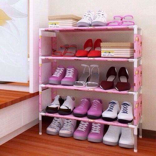 Kệ - Kệ Để Giày Dép 5 tầng Thông Minh