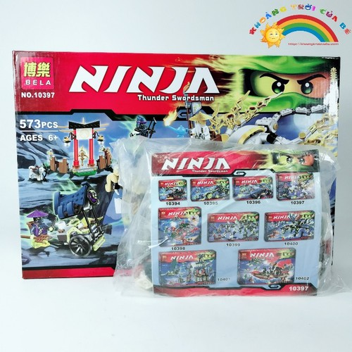 Trò chơi Lắp ghép Ninja 10397 KD933 - 7813523 , 10645192 , 15_10645192 , 759000 , Tro-choi-Lap-ghep-Ninja-10397-KD933-15_10645192 , sendo.vn , Trò chơi Lắp ghép Ninja 10397 KD933
