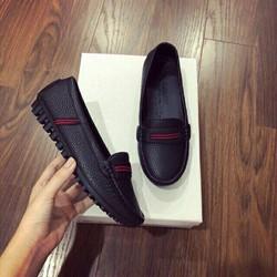 Giày lười moca xinh xắn