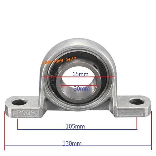Gối Đỡ Vòng Bi Dạng Trục Đứng P006-trục 30mm - 10670980 , 10647802 , 15_10647802 , 127000 , Goi-Do-Vong-Bi-Dang-Truc-Dung-P006-truc-30mm-15_10647802 , sendo.vn , Gối Đỡ Vòng Bi Dạng Trục Đứng P006-trục 30mm