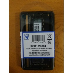 RAM Laptop Kingston 4GB Bus 2133 PC4-17000