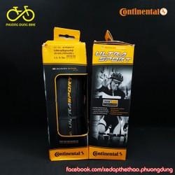 Cặp vỏ lốp gấp xe đạp Continental Ultra SPORT2 700x25c - 2 chiếc