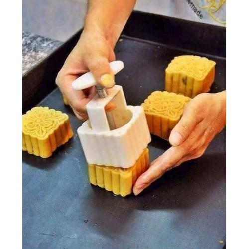 Khuôn Bánh Trung Thu hình vuông