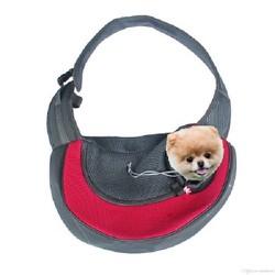 Túi đeo chéo cho chó cực sành điệu
