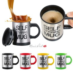 Côc pha cafe tự động khuấy