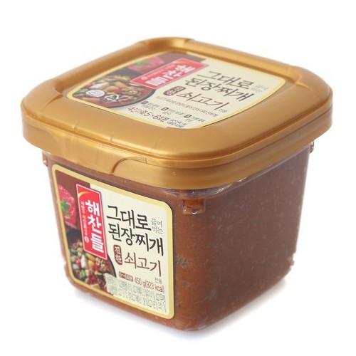 Tương Trộn Hàn Quốc Nhập Khẩu Loại Chấm Thịt Nướng Đặc Biệt 450g