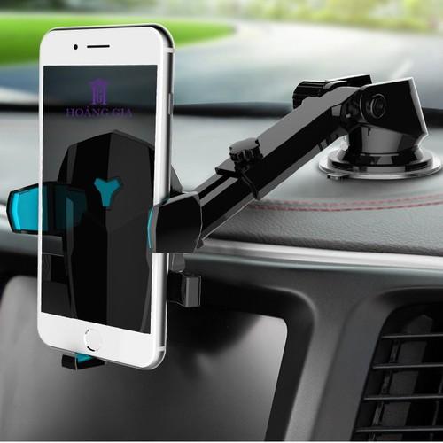 Giá đỡ điện thoại trên ô tô, xe hơi một chạm gắn gắn táp lô Yantu   {HÀNG CHÍNH HÃNG} - 7866503 , 10658635 , 15_10658635 , 399000 , Gia-do-dien-thoai-tren-o-to-xe-hoi-mot-cham-gan-gan-tap-lo-Yantu-HANG-CHINH-HANG-15_10658635 , sendo.vn , Giá đỡ điện thoại trên ô tô, xe hơi một chạm gắn gắn táp lô Yantu   {HÀNG CHÍNH HÃNG}
