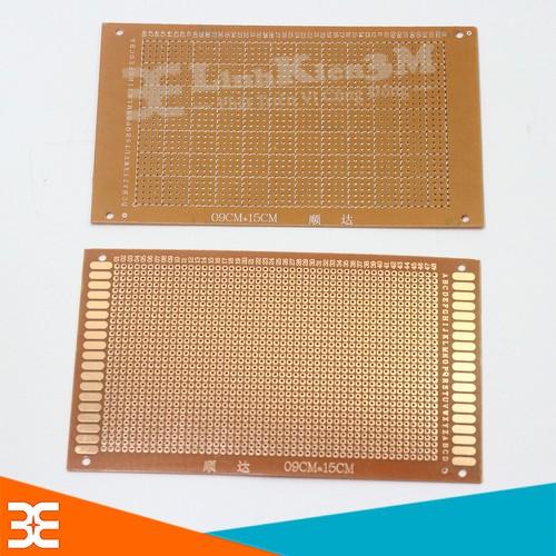 Bộ 2 Tấm Phíp Đồng Đục Lỗ PCB 9x15Cm - nâu - 4370403 , 10660015 , 15_10660015 , 16990 , Bo-2-Tam-Phip-Dong-Duc-Lo-PCB-9x15Cm-nau-15_10660015 , sendo.vn , Bộ 2 Tấm Phíp Đồng Đục Lỗ PCB 9x15Cm - nâu