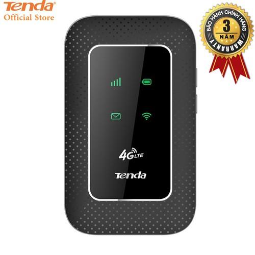 Bộ Phát Wifi Di Động 4G Tenda 4G180 - Hãng Phân Phối Chính Thức