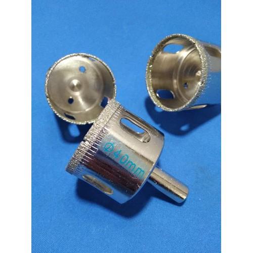 Bộ 3 mũi khoan kính-gạch 40mm - 5061595 , 10671757 , 15_10671757 , 110000 , Bo-3-mui-khoan-kinh-gach-40mm-15_10671757 , sendo.vn , Bộ 3 mũi khoan kính-gạch 40mm