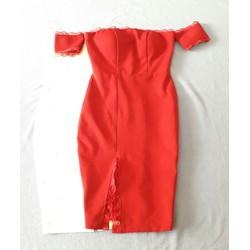Đầm ôm body trễ vai thiết kế cao cấp đi tiệc đi chơi đẹp