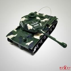 Xe điều khiển TANK- Xe tăng quân sự