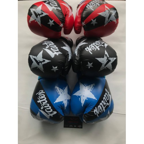 Găng  boxing fairtex 12 oz