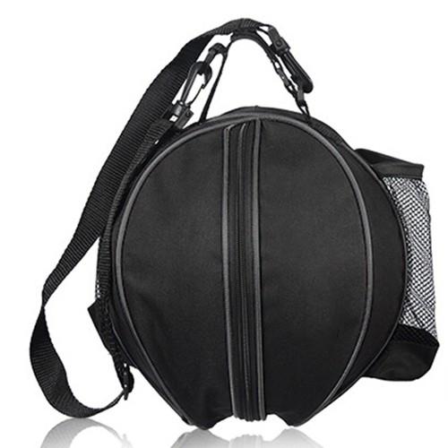 Túi đựng bóng rổ, có ngăn đựng bình nước, ngăn nhỏ đựng phụ kiện-Black