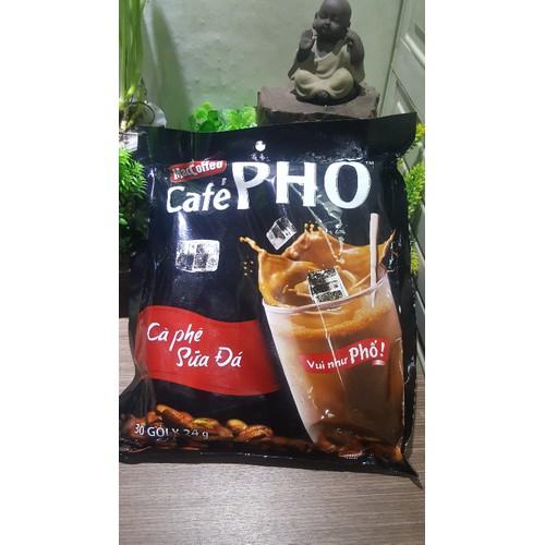 cà phê CAFE PHỐ Cà Phê Sữa Đá 30gói 24gr - 10679276 , 10688925 , 15_10688925 , 105000 , ca-phe-CAFE-PHO-Ca-Phe-Sua-Da-30goi-24gr-15_10688925 , sendo.vn , cà phê CAFE PHỐ Cà Phê Sữa Đá 30gói 24gr