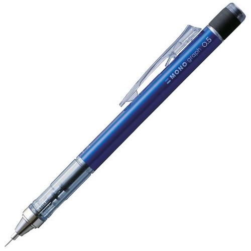 Bút chì bấm tombow mono graph 0.5mm - chọn màu cơ bản hoặc pastel