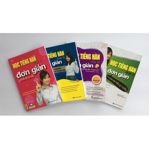 Combo Tiếng Hàn đơn giản