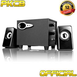 Loa Nghe nhạc Điện Thoại Máy Tính Tivi Vi Tính Bass Treb PKCB 301 PF7