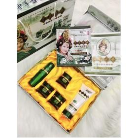 Bộ mỹ phẩm dưỡng da hoàng cung set 5 hàng chuẩn Đài Loan - bo mỹ pham