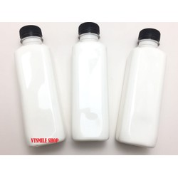 1 chai Keo Sữa trắng đóng chai nguyên liệu làm SLIME