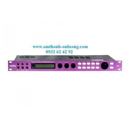 Vang số x6, vang so karaoke, thiết bị karaoke x6 x8  thiết bị chống hú micro