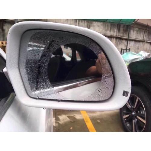 Miếng dán chống nước cho gương chiếu hậu ôtô