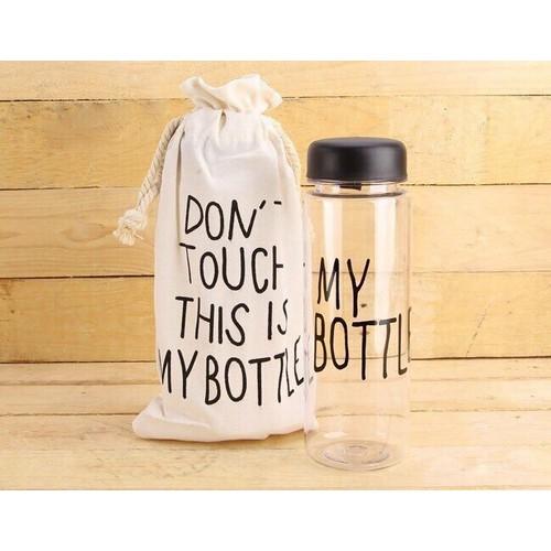 Bình nước My Bottle TẶNG KÈM túi vải