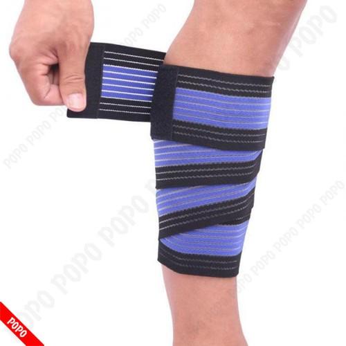 Dây đai quấn bắp chân 1 cái dài 90cm, bảo vệ bắp chân-Blue - 7817652 , 10716042 , 15_10716042 , 119000 , Day-dai-quan-bap-chan-1-cai-dai-90cm-bao-ve-bap-chan-Blue-15_10716042 , sendo.vn , Dây đai quấn bắp chân 1 cái dài 90cm, bảo vệ bắp chân-Blue