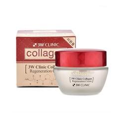 Kem Dưỡng Da 3W Clinic Collagen Regeneration Cream 50ml