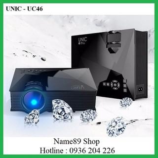 Máy chiếu mini - Máy chiếu mini Unic UC46 - NH9375 thumbnail