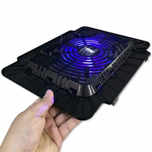 Đế quạt tản nhiệt Coolcold 1Fan lớn giải nhiệt Laptop CP[P1006] - 5184930 , 11474003 , 15_11474003 , 155000 , De-quat-tan-nhiet-Coolcold-1Fan-lon-giai-nhiet-Laptop-CPP1006-15_11474003 , sendo.vn , Đế quạt tản nhiệt Coolcold 1Fan lớn giải nhiệt Laptop CP[P1006]