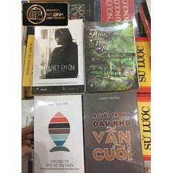 Combo những cuốn sách giúp Bạn mạnh mẽ sau tình yêu!