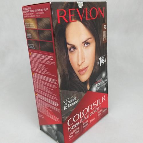 Thuốc Nhuộm Tóc Revlon Colorsilk 20 - Nâu đen - 10682492 , 10704155 , 15_10704155 , 98000 , Thuoc-Nhuom-Toc-Revlon-Colorsilk-20-Nau-den-15_10704155 , sendo.vn , Thuốc Nhuộm Tóc Revlon Colorsilk 20 - Nâu đen