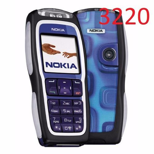 điện thoại nokia 3220 zin chính hãng