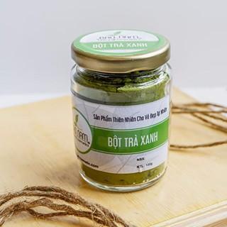 Bột Trà Xanh Làm Bánh Nguyên Chất Bảo Lộc 100g - Bảo Nam